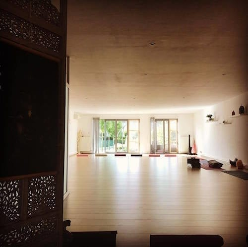 Yin Yoga Advanced with Mirjam Wagner
