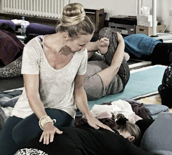 Yin Yoga Masterclass with Mirjam Wagner
