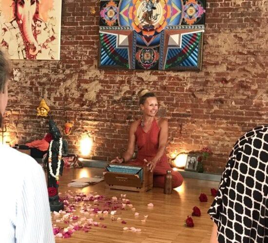 Yin Yoga Fortbildung Hamburg mit Mirjam Wagner