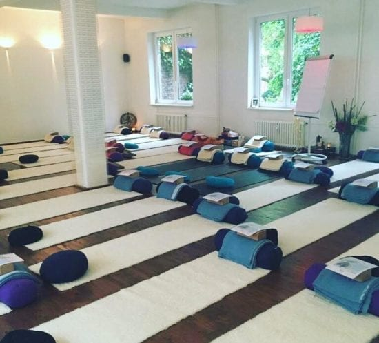 Yin Yoga Fortbildung September