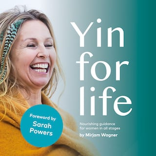 Book Release - Yin for life with foreword by Sarah Powers