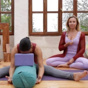 Yin Yoga Making Decisions Sequence created and guided by Mirjam Wagner