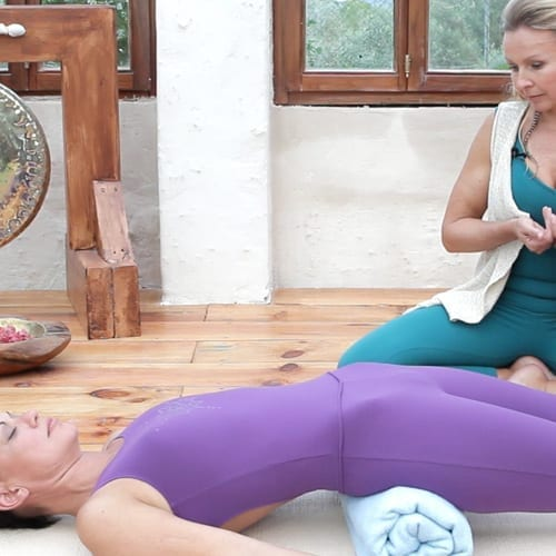 Yin Yoga Sequence Spine created and guided by Mirjam Wagner