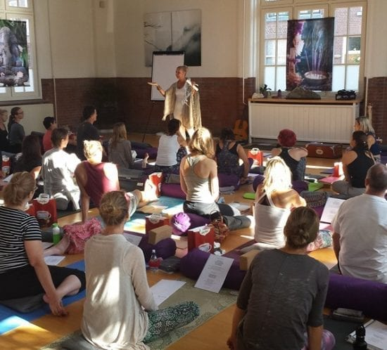 Yin Yoga Utrecht September 2019