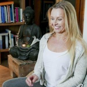 Mirjam Wagner introduces Meditation