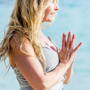 Mirjam Wagner introduces Yin Yoga to bring healing and peace