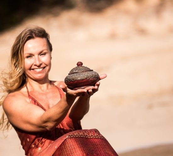 Yin Yoga Training in English with Mirjam Wagner
