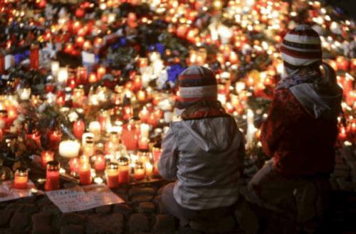 Paris - Terror Attack 2015