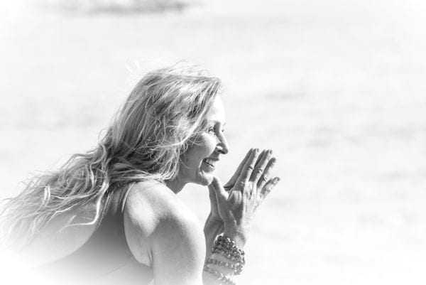 Yin Yoga Bhakti Summer 2017 with Mirjam Wagner