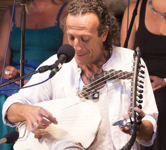Sound Healing with Mirjam Wagner & Luis Paniagua