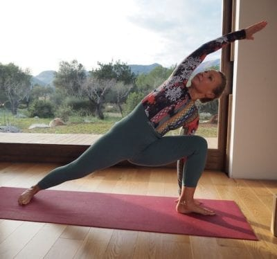 Yang Yoga Liver Sequence with Mirjam Wagner