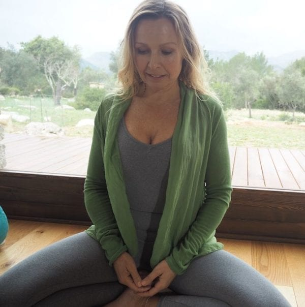 Yin Yoga Digestion with Mirjam Wagner