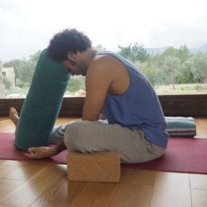 Yin Yoga for Men with Mirjam Wagner