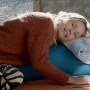 Yin Yoga Menstruation with Mirjam Wagner