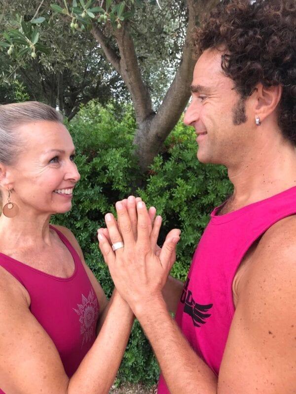 Yin Yoga - Unchain my Heart with Mirjam & David