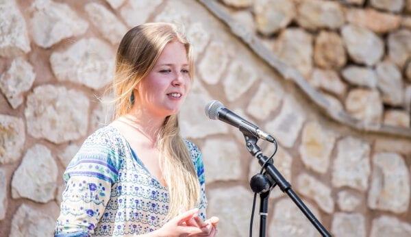 Poem - She by Carolina Wagner
